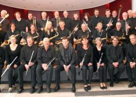 Gruppenfoto Swing Orchester Hannover